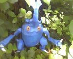 Heracross Papercraft by turtwigcuTey