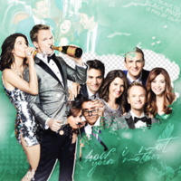 How I Met Your Mother Png Pack by dlyerdem