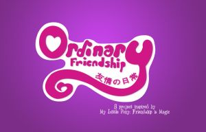 Ordinary Friendship by BX3