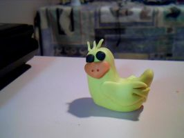 I made a duck. by ravenheart628