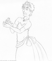 Princess and the Frog+Hetalia by Kiri-Akurei