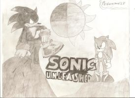 Sonic Unleashed by Perfectchaos28