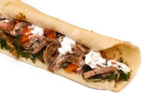 Beef Shawarma by Nickz-Phew