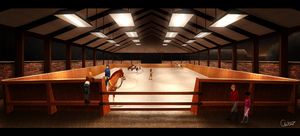BH Stables - Indoor Arena by BH-Stables