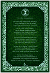Celtic Commandments by The-Pagan-Gallery