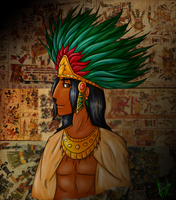 Imperio Azteca/Mexica- Aztec/Mexica Empire- OC by Horselandiceage