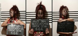Mugshot by blacklady666