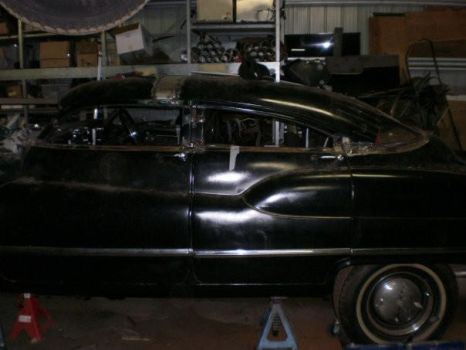WIP1950 Buick Special Chopped by D34Dsmell