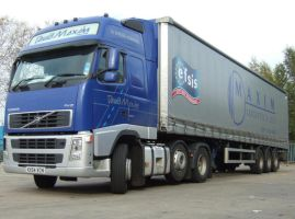 VOLVO - TRUCK - STOCK by carlos62