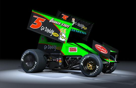 Go ?Gran?Daddy Sprintcar by GrangerDesign