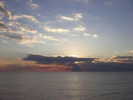 Sky and Clouds from Marbella by Elisa-chanCG