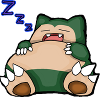 Snorlax by GNGTNT105