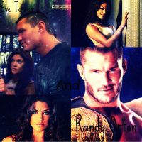 Eve Torres and Randy Orton by XxBeautifulDreamerxX