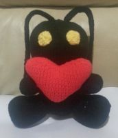 Knitted Heartless by shadow-bahar