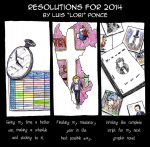 Resolutions for 2014 by Ruu-the-Dasher