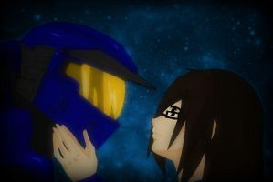 Red vs Blue-Me and Caboose by TFAfangirl14