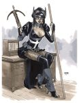 Steampunk Huntress - NYCC 2012 Pre-Show Commission by MahmudAsrar