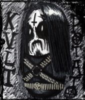 KVLT POTATO by BlackMetalBloodCandy