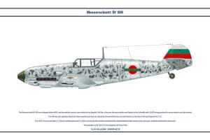 Bf 109 E-4 Bulgaria 3 by WS-Clave