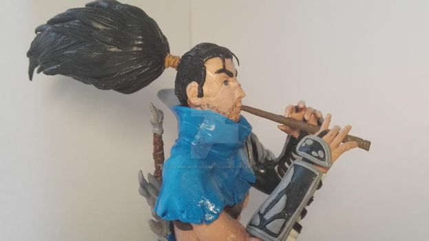 Yasuo from League of Legends by usernamedevianartcom