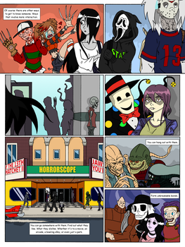 HH1 - Chapter 6 - Page 14 by HH-HorrorHigh