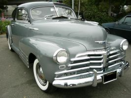 Chevrolet Fleetline upfront by RoadTripDog