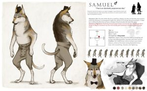Samuel by Savamther