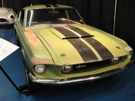 '67 Shelby GT 500 w/ History (2) by JShafer