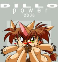 Double Dillos 2006 by ChaloDillo