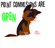 Commissions Open! by MUDDii