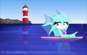 .:Clear Waters, Clear Sky:. by BlueBead