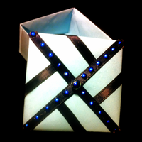 Decorated Origami Box 4 by H3LLoK66aren99