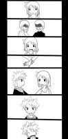 Nalu: Don't Leave Me by xmizuwaterx
