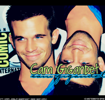 Cam Gigandet by brieDA