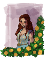 Margaery Tyrell by Alma418