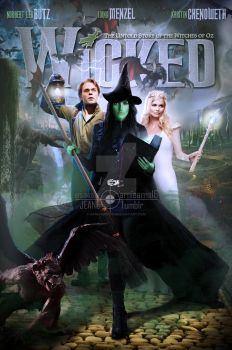 Wicked The Movie by arniearns16