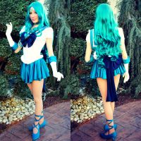 Super Sailor Neptune Complete by x-Lady-Euphoria-x
