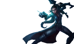 Vindicator Vayne by EroDonut