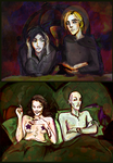 Cursed Child Team by Vizen