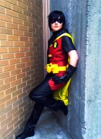 Boy Wonder by StickandStoneCosplay