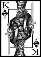 King of Clubs by jKendrick