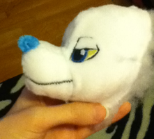 Test head for RSR plush by VengefulSpirits