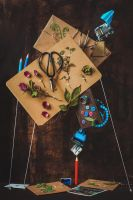 Notes and keepsakes by dinabelenko