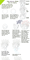 Tutorial How to Draw Manic by Domestic-hedgehog