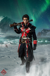 Shay Patrick Cormac - Assassin's Creed: Rogue by Gin-Cosplay