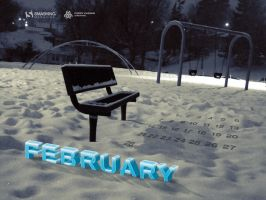 Frozen February by cassaw-creative
