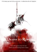Drawn To Rope by RedPandaDee