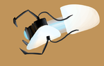 Portal Gun Speedpaint by orchdork-cellist