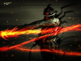 Zorro Evolution by benedickbana