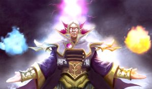 Invoker quickie by longai